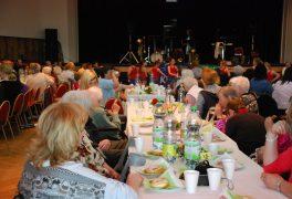 Nové Město přivítalo setkání seniorů