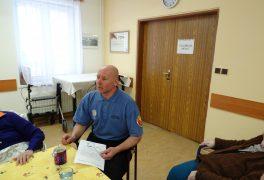 Setkání na téma bezpečnost seniorů v domácím prostředí
