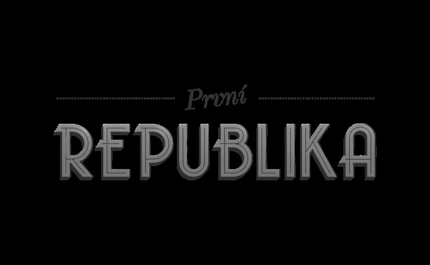 Přednáška – První republika
