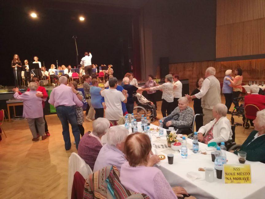 Celookresní setkání seniorů
