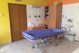 Rekonstrukce Střediska osobní hygieny
